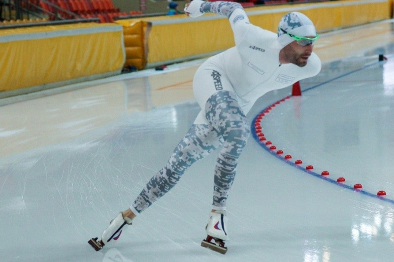 Лучшим спортсменом Архангельской области в 2018 году стал конькобежец Александр Румянцев