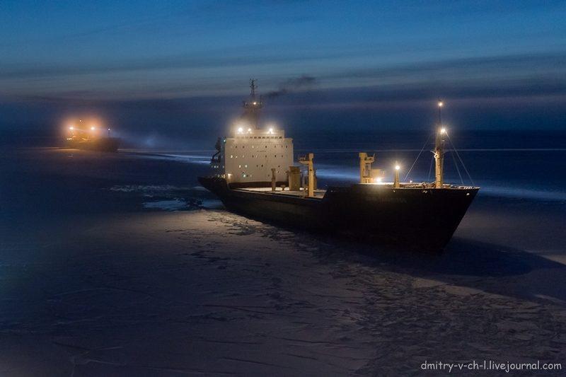 Северный морской путь будет развивать «Росатом»