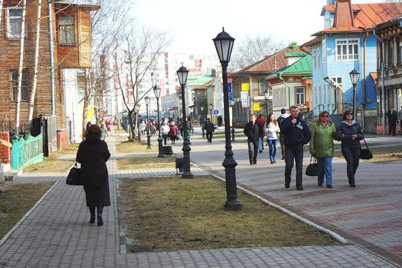 Население Архангельской области стало жить на два года дольше