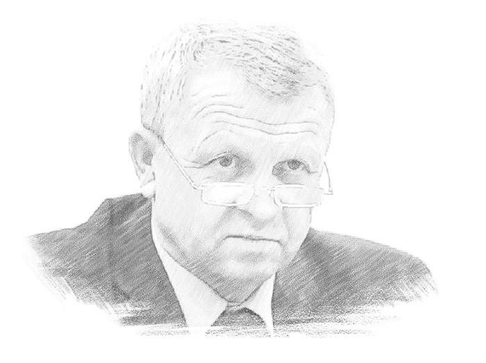 Андрей Палкин попал в чёрный список «Единой России»
