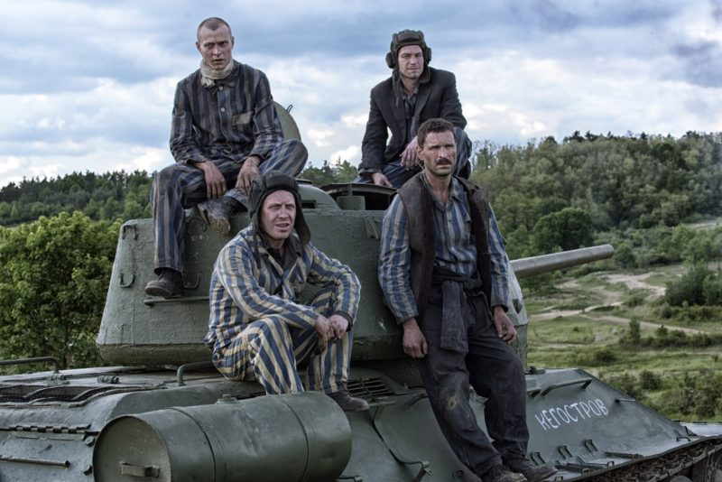 Почему на танке написано «Кегостров»?