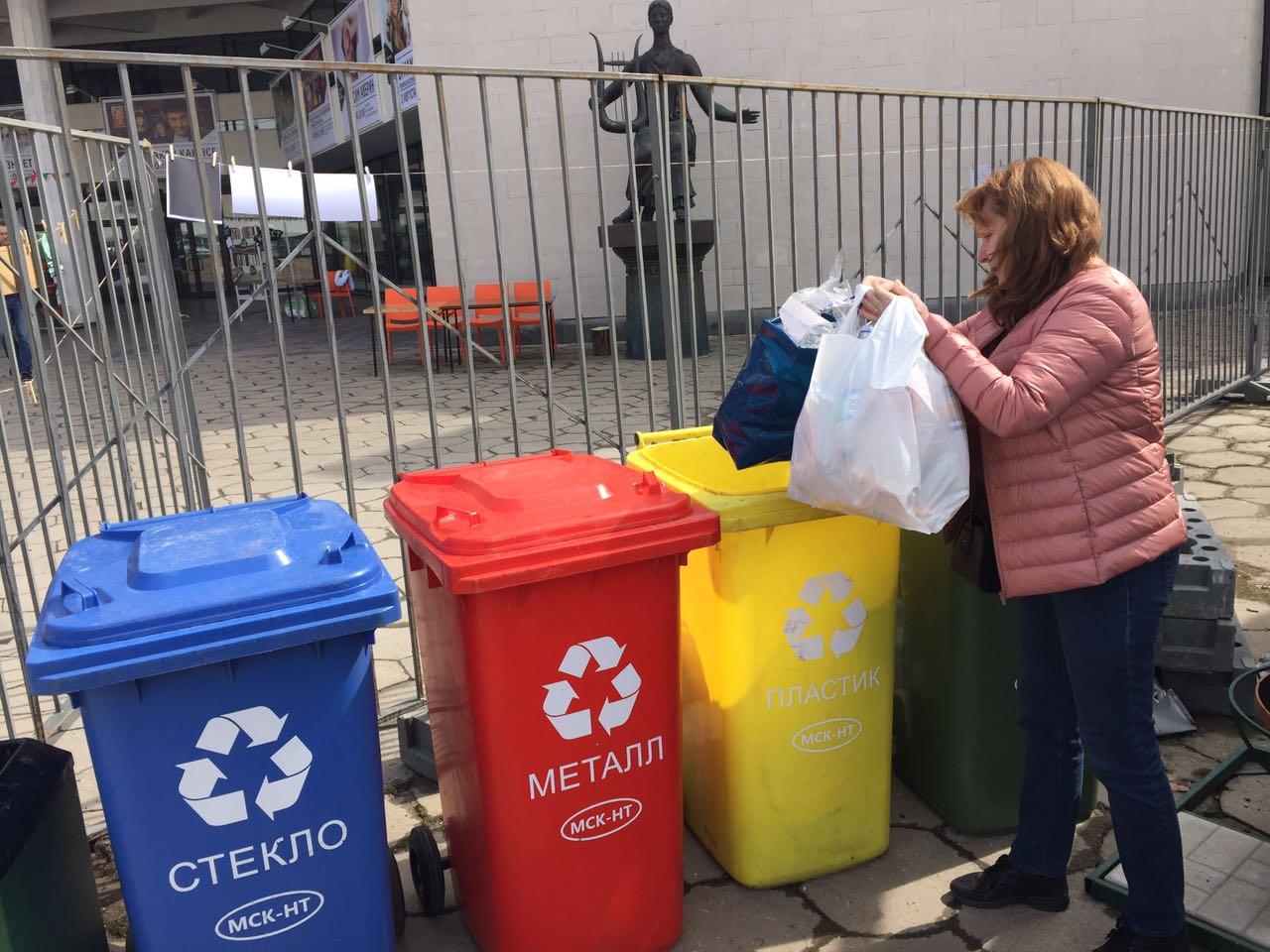 Раздельный сбор мусора приведёт к снижению тарифа