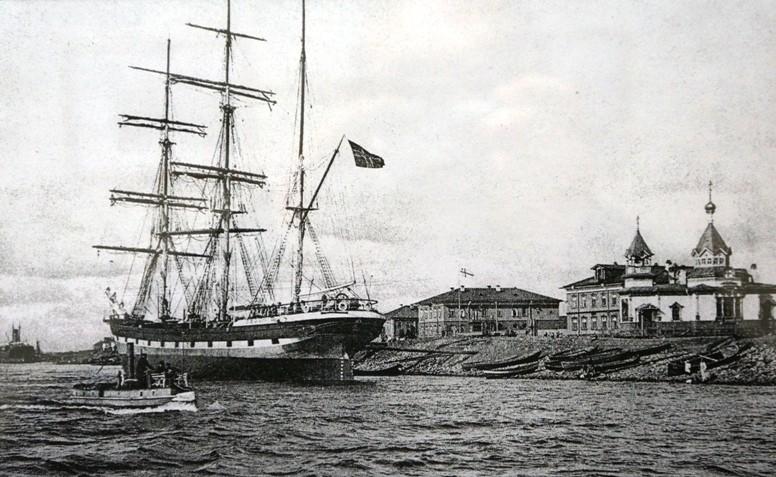 Набережная Седова – торговая гавань. И должна соответствовать