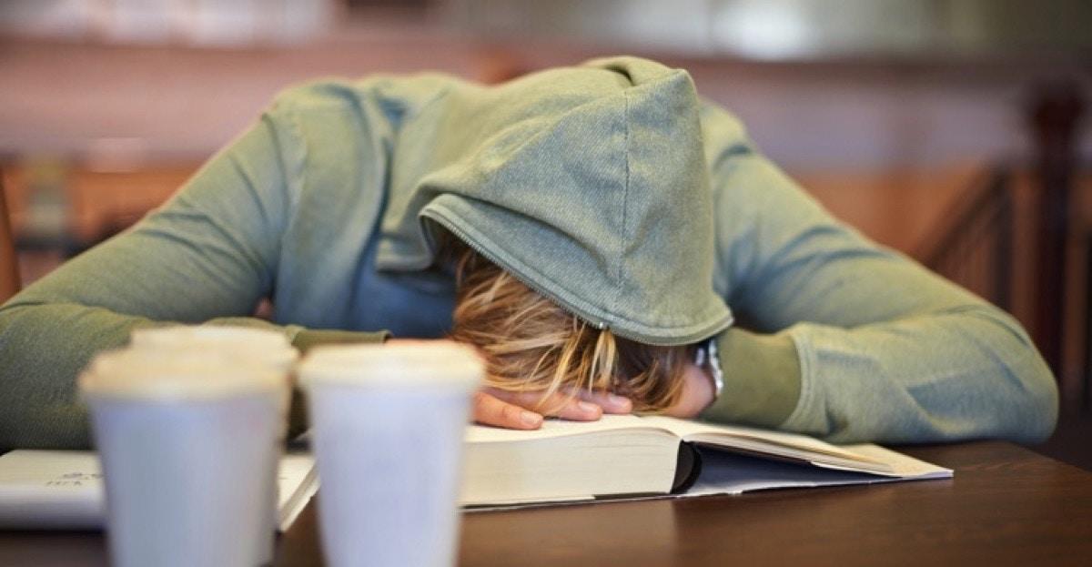 Сон помогает сдать экзамены