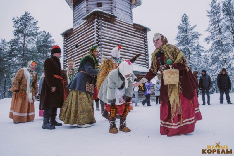 «Святки в северной деревне» покажут в музее «Малые Корелы»