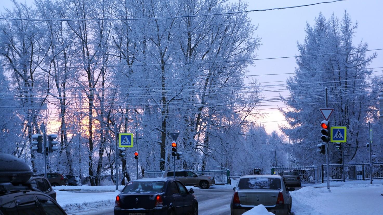 Архангельск в снегоуборочном заблуждении