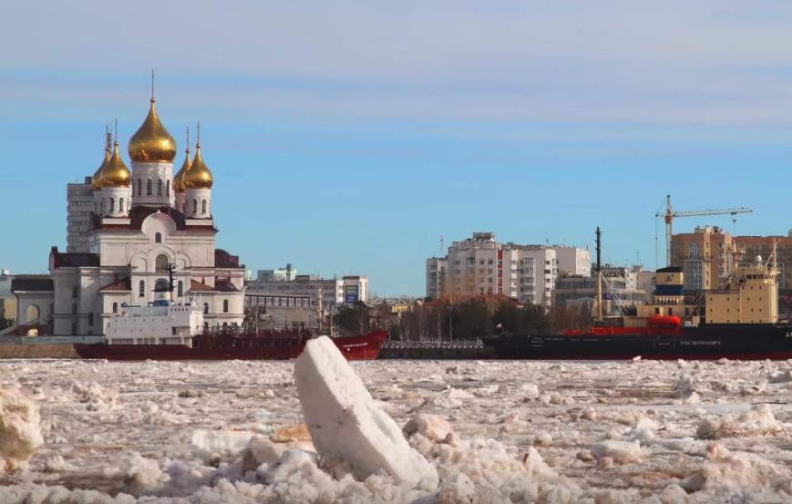 Возобновлено сообщение с островами Архангельска