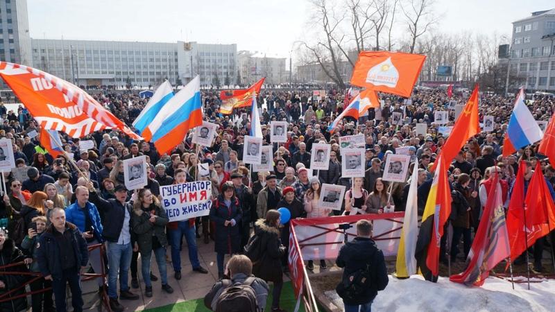 Антимусорный митинг в Архангельске 19 мая пройдёт на площади Терёхина