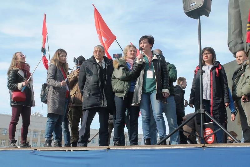 Елена Калинина: Побороться за губернаторский пост? Мысль эту мне уже заронили