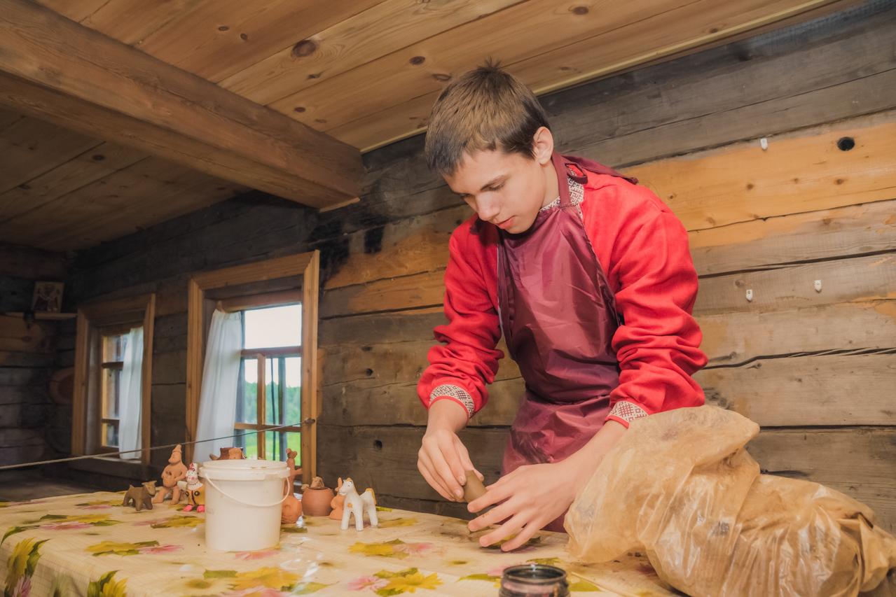 В «Малых Корелах» оживут традиционные ремёсла
