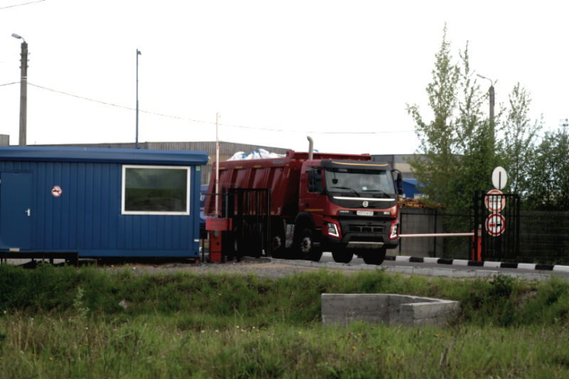 Из Сабетты с любовью: арктический мусор приехал на свалку Архангельска