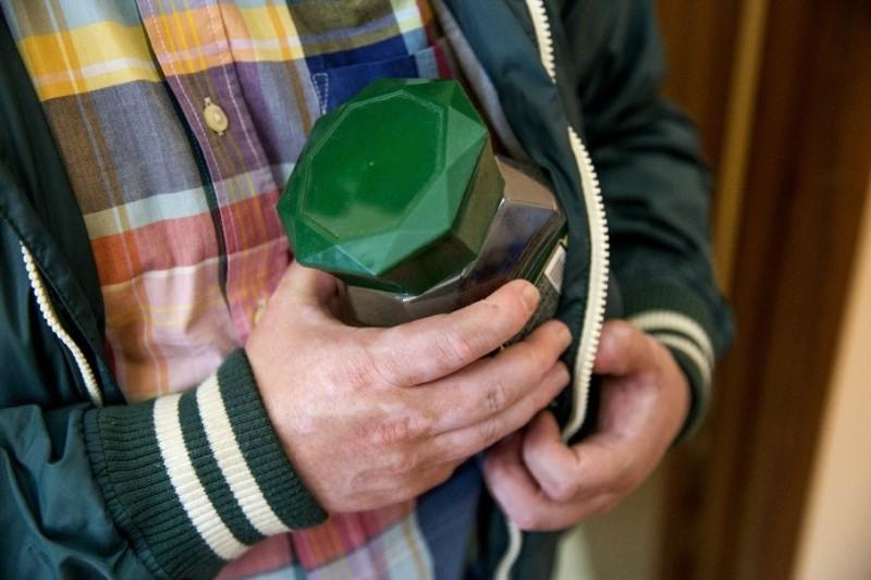 В Северодвинске задержали вора-кофемана