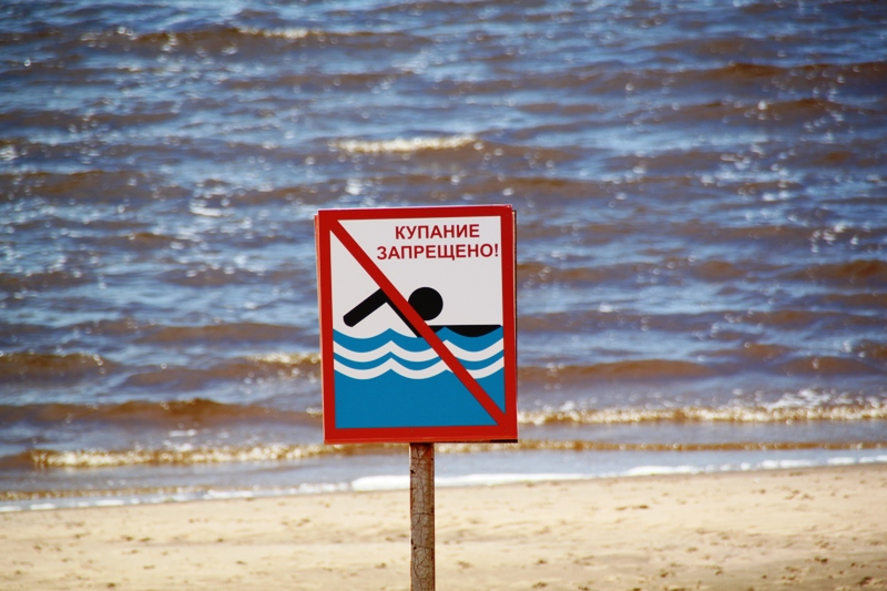 Вокруг Архангельска водоёмы для купания опасны