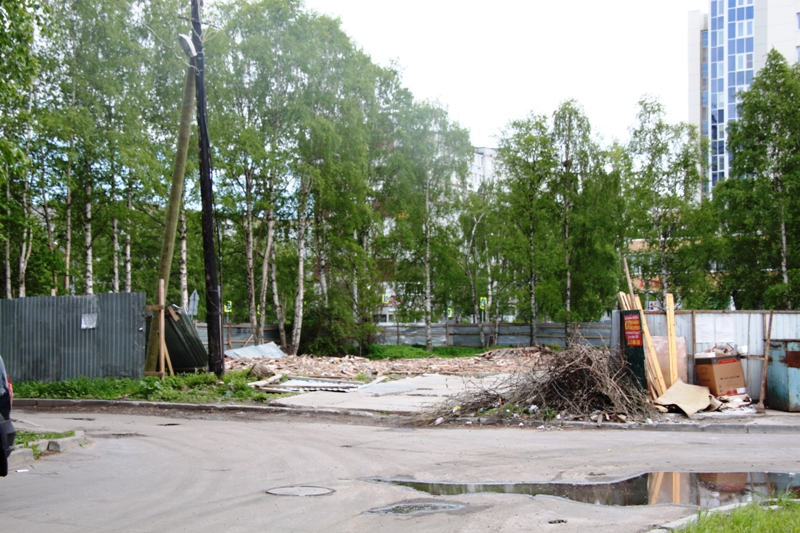 Архангельская «Надежда» начала борьбу за выживание