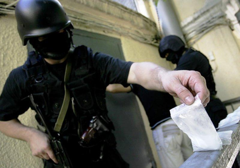 В Архангельске урожай на наркозадержания