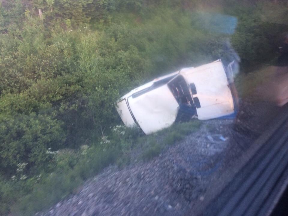 Школьница погибла в ДТП с пассажирским поездом под Архангельском