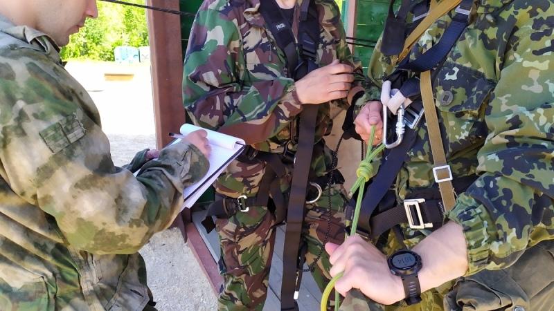 Битва за краповый берет стартовала в Архангельске