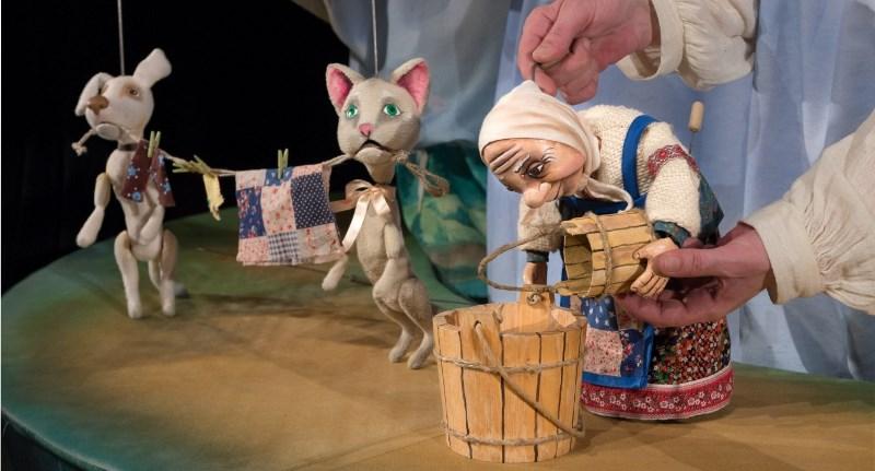 Светлана Шерстобитова: «Театром кукол я просто «заболела»