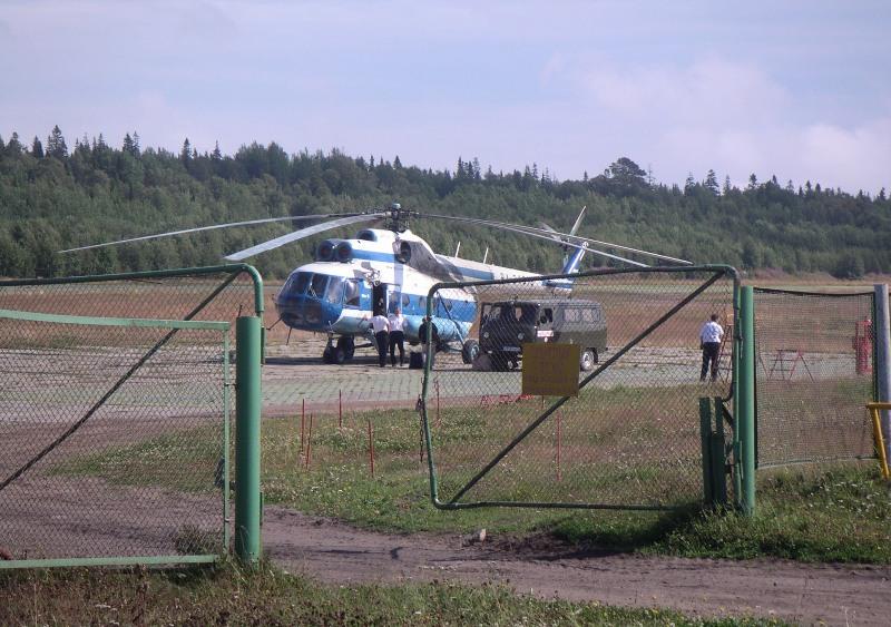Билет — 7500, багаж — 90 рублей за кило. На Соловки теперь летает только вертолёт