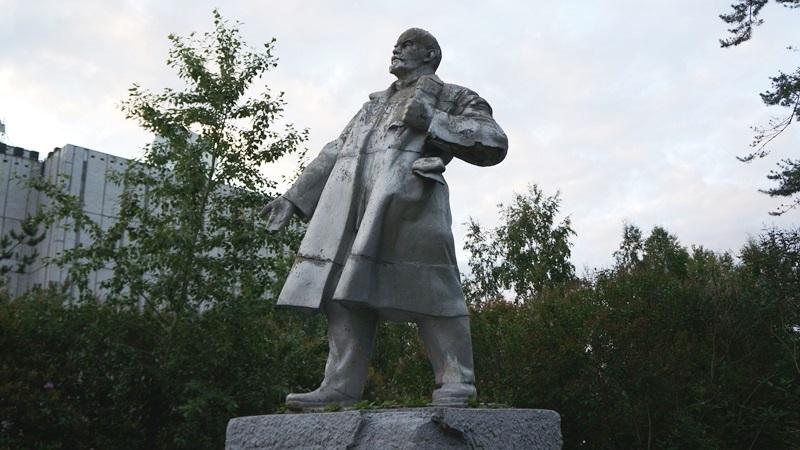 Ленинский подол навис над головами соломбальцев