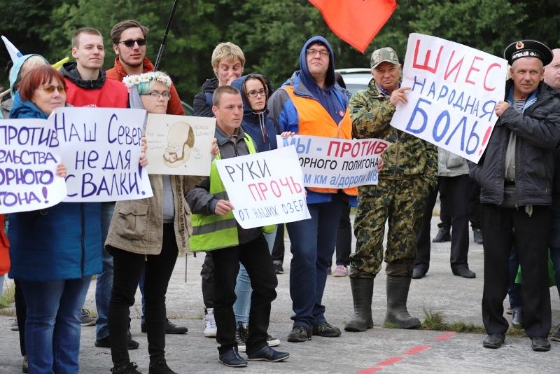 Архангельское правительство провоцирует новую волну протестов