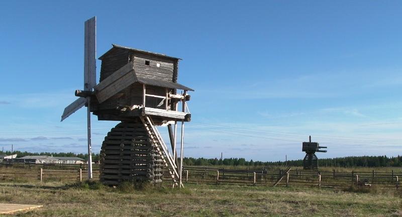 Ветер в Архангельске не работает