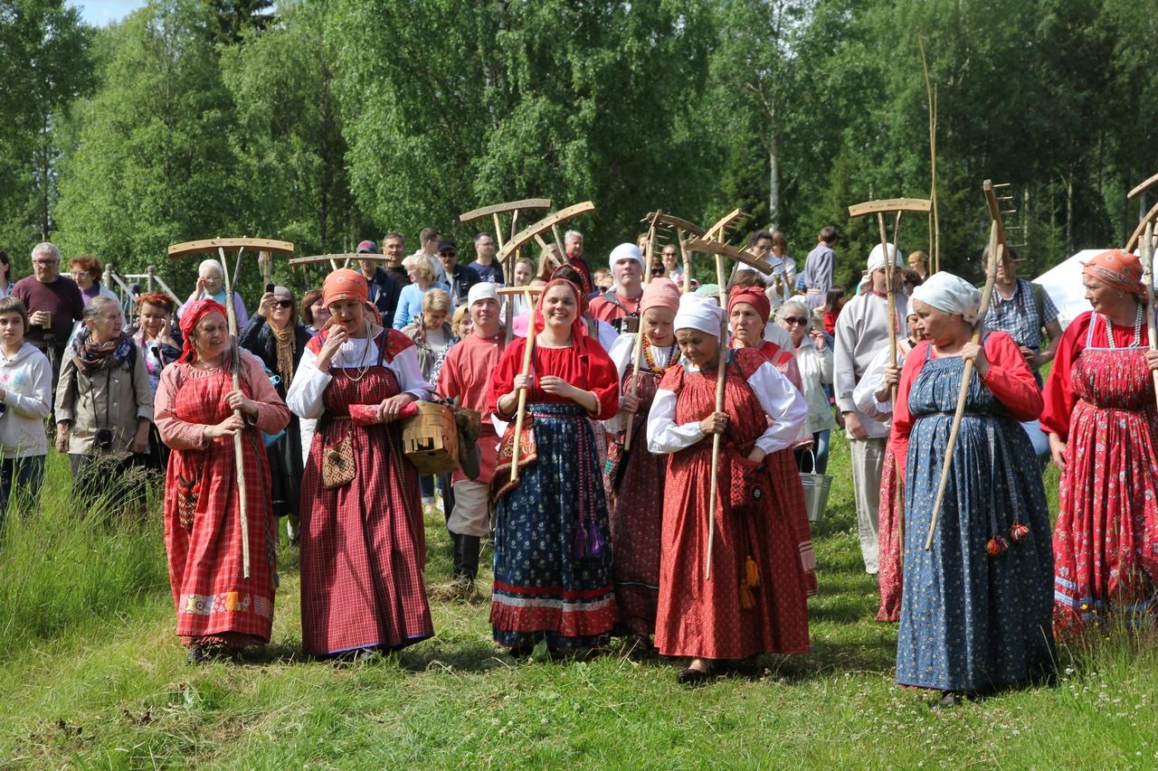 СеноFEST в «Малых Корелах» станет традиционным этно-фестивалем