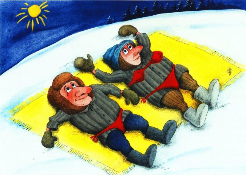 Зимнее лето для Архангельска — аномалия