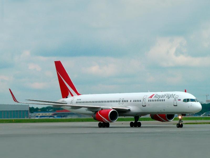 Из аэропорта Архангельск пассажиры вылетят в Анталию с задержкой
