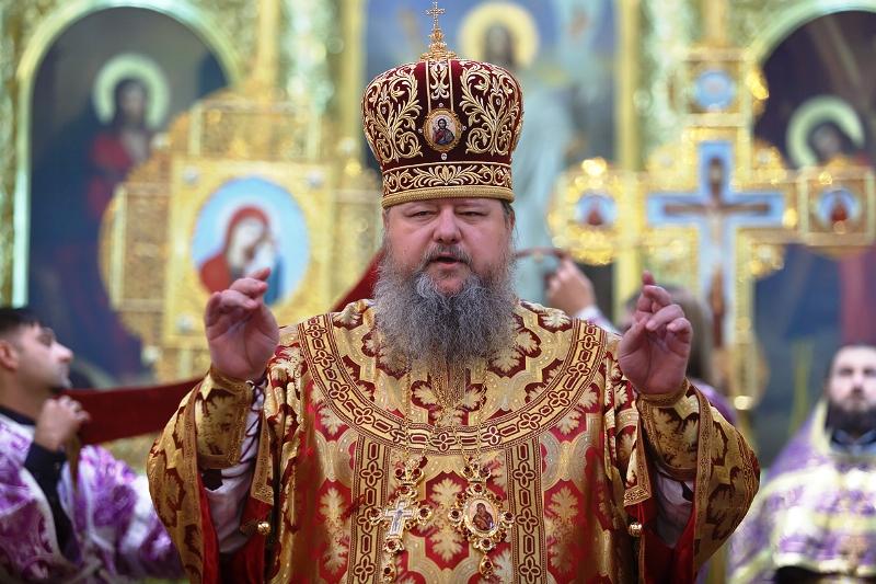 В Архангельской епархии Даниила заменили на Корнилия