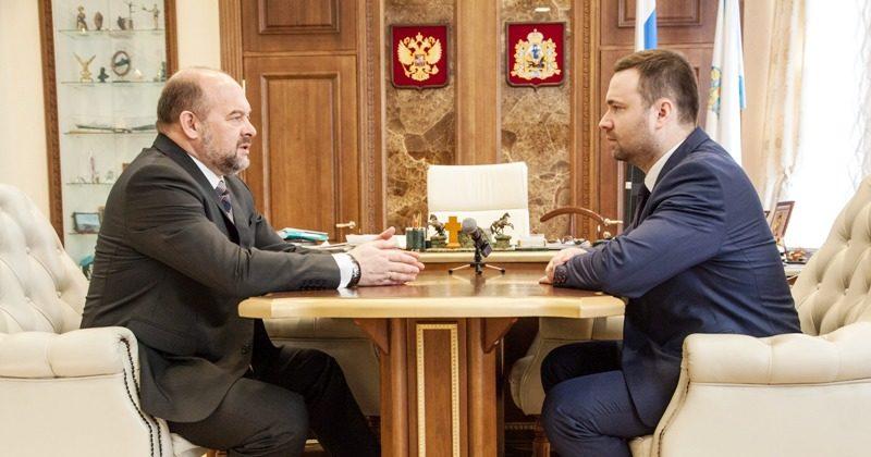 Изменения в структуру правительства губернатор Орлов вносил больше 20 раз — 2