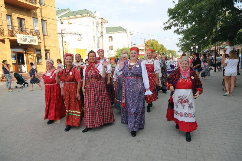 Архангельская «Сугревушка» покоряет сердца крымчан