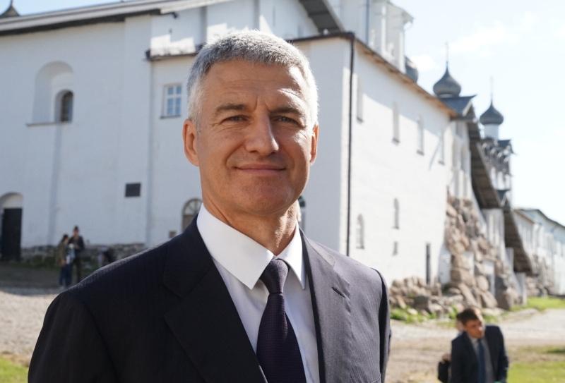Артур Парфенчиков: Энергообеспечение к юрисдикции Соловков никакого отношения не имеет