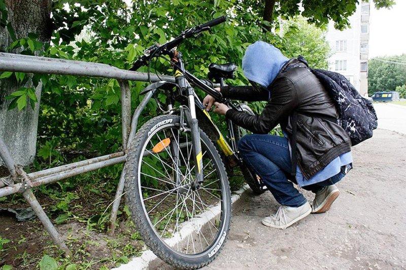 В Архангельской области орудуют похитители велосипедов