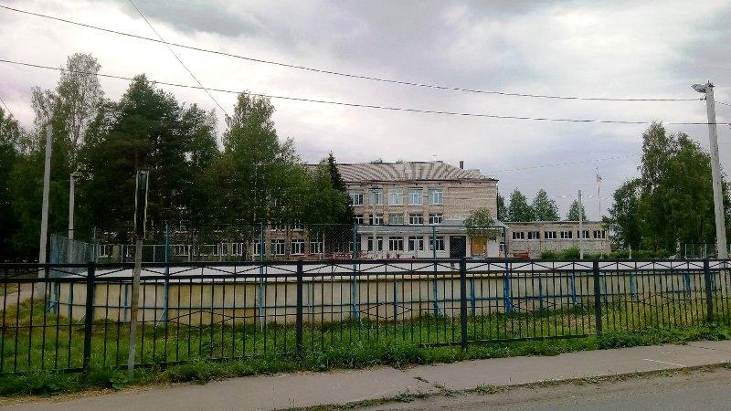 В Архангельской области ложно заминировали Катунинскую школу