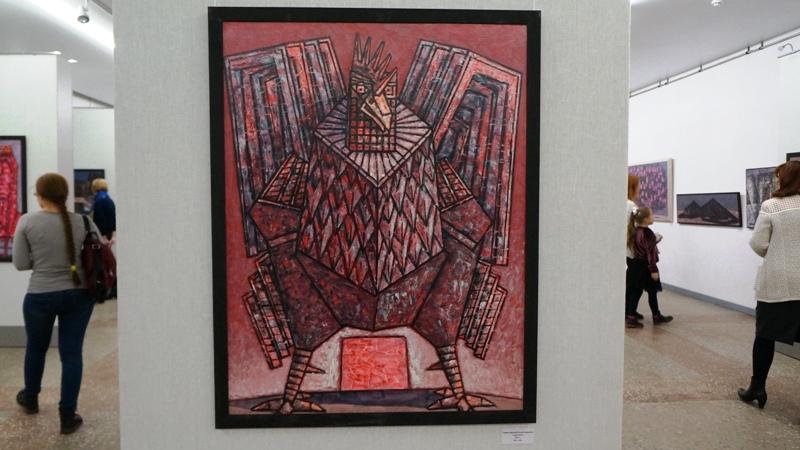 Ноев ковчег от архангельских художников