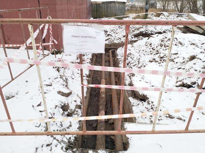 Архангельские тепловые сети на 16 день принесли извинения
