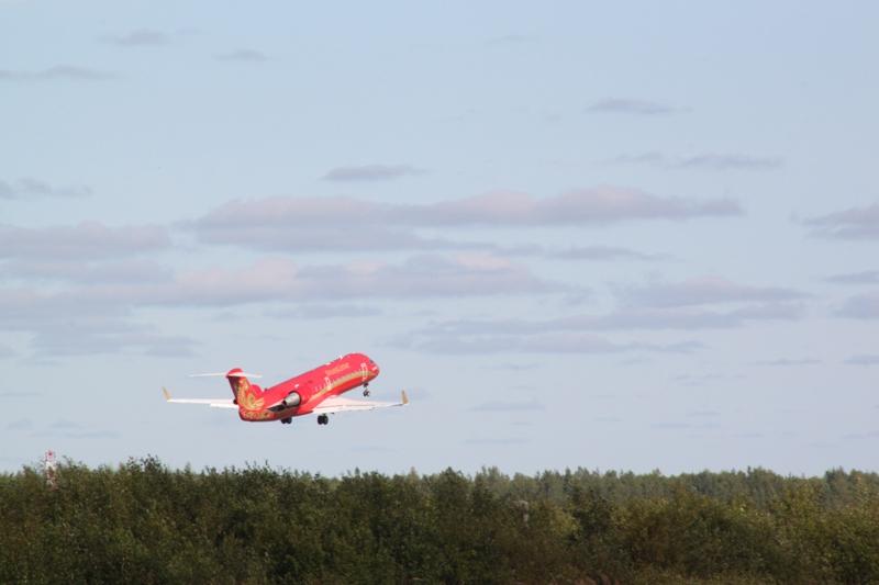 Гражданская авиация Севера отмечает своё 90-летие