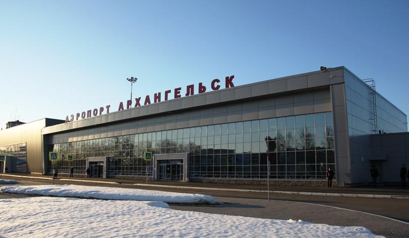 Аэропорт Архангельск возобновляет авиасообщение