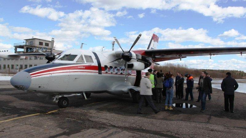 В Архангельской области с 7 апреля сокращаются авиаперевозки на местных авиалиниях
