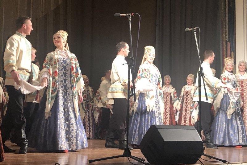 В Сербии Северный хор принимали как дорогих гостей