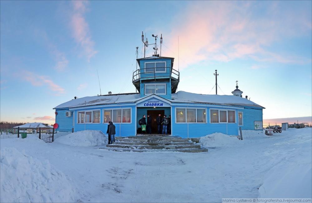 Аэропорт Соловков откроют для самолётов после ремонта полосы