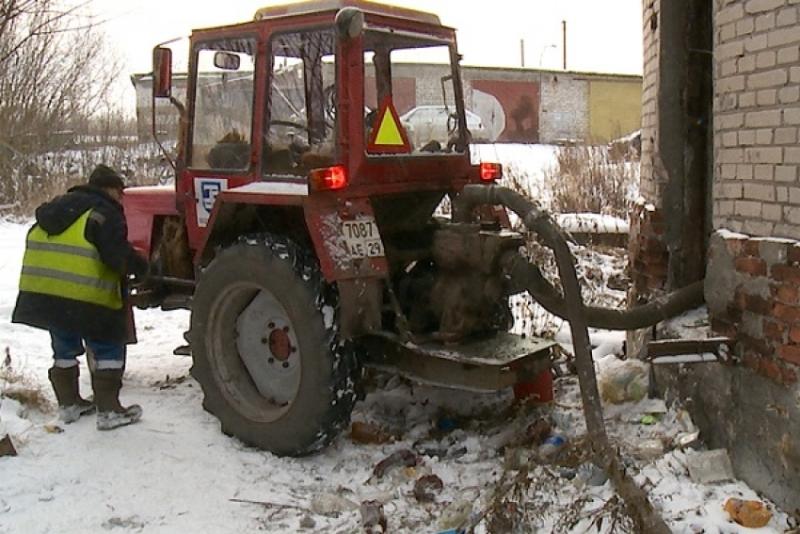 В Архангельске в заброшенной канализации утонул мужчина