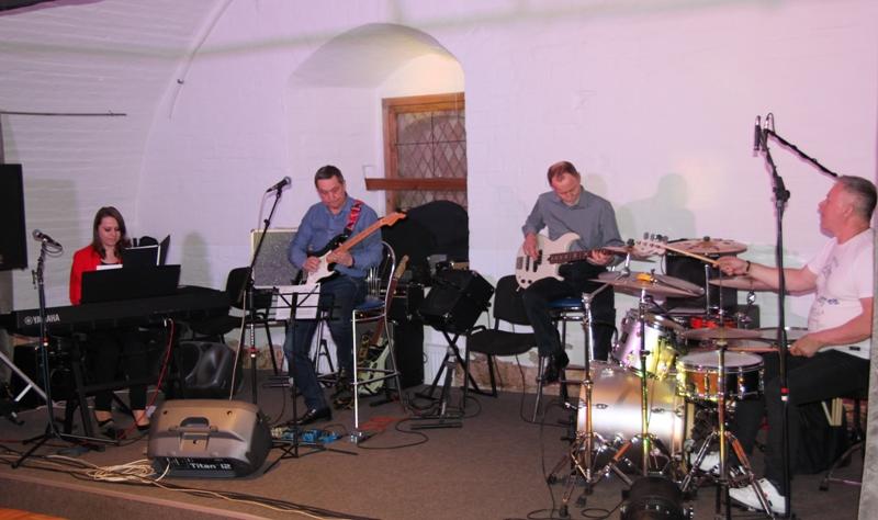 В архангельские Гостиные дворы вернулась джаз-мастерская. С плюсом