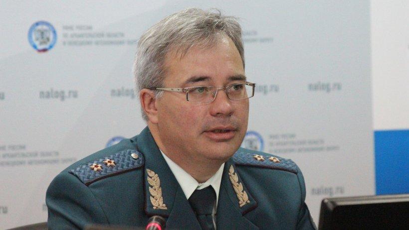 Глава налоговой службы по Архангельской области и НАО задержан за взятку