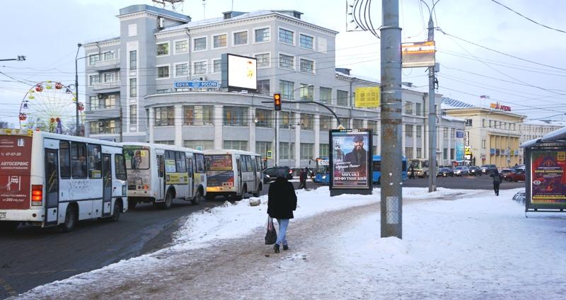Алексей Норицын: Транспортное сообщение в Архангельске будет улучшаться. Но не быстро