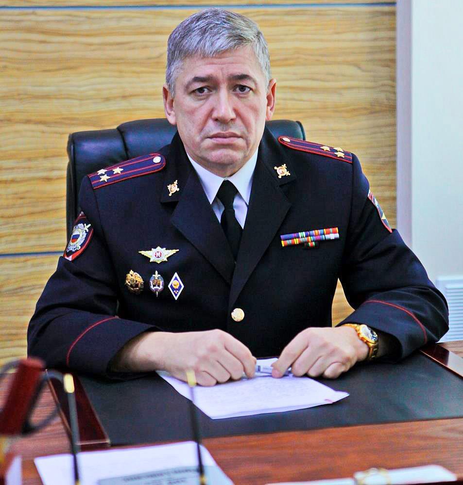 В Архангельской области назначен новый руководитель МВД