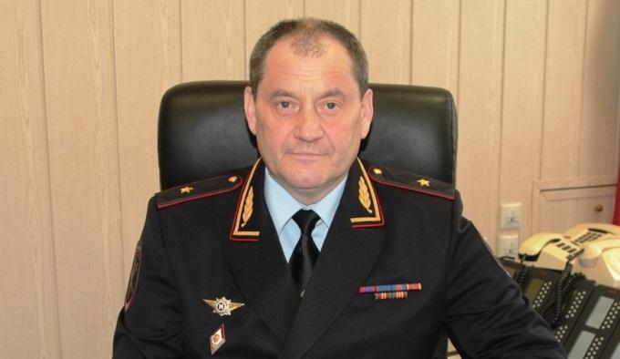 Генерал-майор, курировавший силовиков на Шиесе, задержан