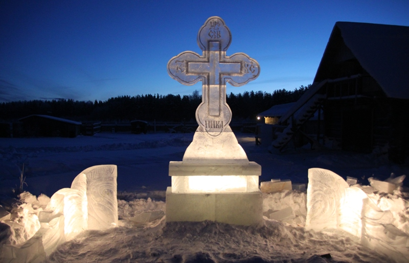 В НАО готовятся к Крещенским купаниям, в Архангельской области молчат