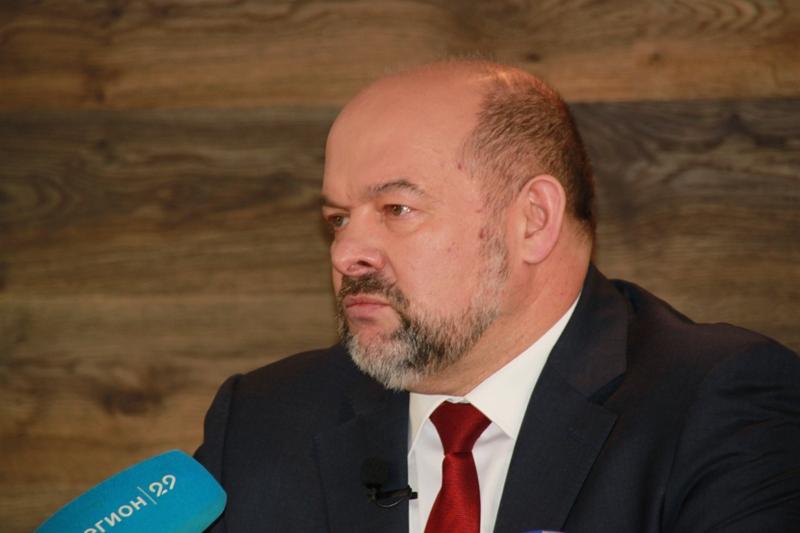 Губернатор Архангельской области объявил о своей отставке